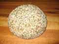 Onion Rye Herb Bread